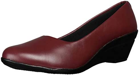 1 WALK Comfortable Ballerinas for Women/Comfortable Casual Belly Original Formal Shoes/Office Wear/MP-BY100(A,B,C)-$P