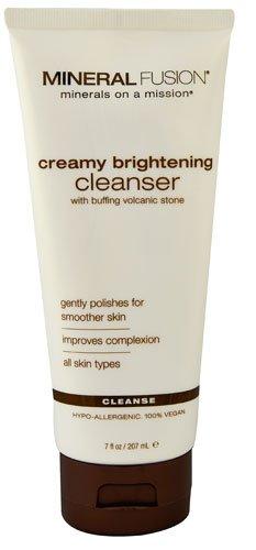 Creamy Brightening Cleanser - 7 fl. oz. by Mineral Fusion (pack of 1) Lip Smacker Disney Princess Lip Balm Trio