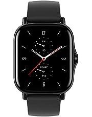 Amazfit-smart watch gts 2, global, relógio inteligente com tela amoled, resistente à água, 5atm, compatível com celulares android e ios