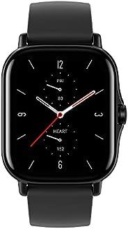 Amazfit-smart watch gts 2, global, relógio inteligente com tela amoled, resistente à água, 5atm, compatível co
