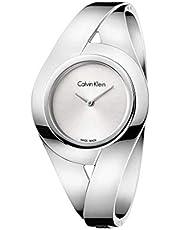 Calvin Klein Women's Quartz Watch K8E2S116