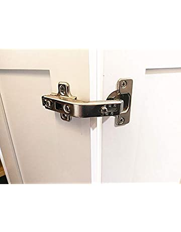 Stupendous Cabinet Hinges Amazon Com Interior Design Ideas Grebswwsoteloinfo