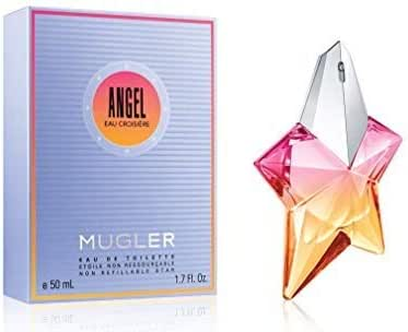 Thierry Mugler Angel Eau Croisiere Eau De Toilette Spray for Women 1.7 Ounce