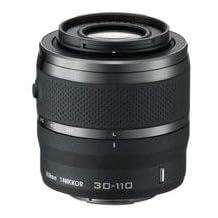 Nikon 1 NIKKOR 30-110mm f/3.8-5.6 VR Lens - Black (Certified Refurbished)