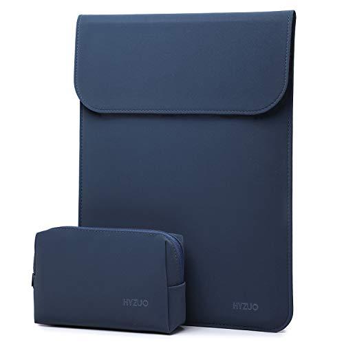 estuche + bolso para notebook 13.5 pulgadas azul HYZUO