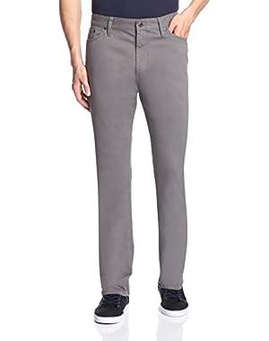 Five-Pocket Khaki Pants, Castle Rock, 34x30