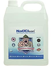 NaOClean Antiseptic Disinfectant Water 5L, 5 liters