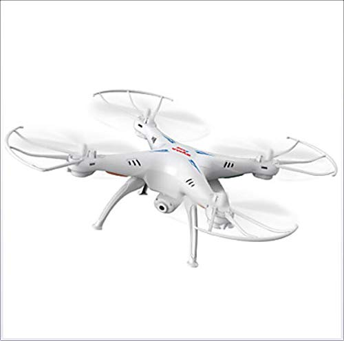 Shengshiyujia RC Drohne 4CH 6 Achse 2.4G mit 0.3MP HD Kamera RC Quadcopter FPV Headless Modus   360 ° Fernbedienung,Weiß