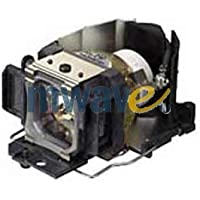 Mwave Lamp for SONY VPL-CX20 Projector Replacement with Housing