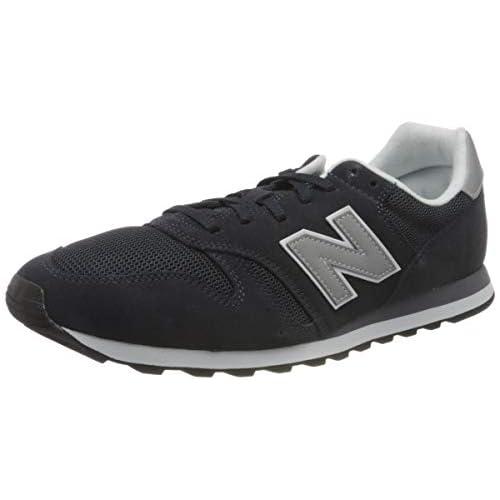 chollos oferta descuentos barato New Balance 373 Core Zapatillas Hombre Azul Navy 44 5 EU