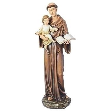 Woodington's Joseph's Studio Saint Anthony of Padua 18 Inch Statue