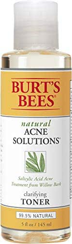 Facial Toner & Astringent: Burt's Bees Acne Solutions