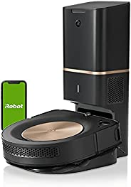 iRobot Roomba s9+ (9550) Robot Vacuum with Automatic Dirt Disposal- Wi-Fi Connected, Smart Mapping, Powerful S