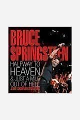 Bruce Springsteen: Halfway to Heaven & Just a Mile Out of Hell Hardcover