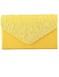 Amazon Com Yellows Handbags Wallets Women Clothing Shoes