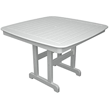 plastic outdoor dining table and chairs cover online white this item furniture nautical inch recycled materials