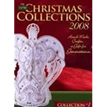 CHRISTMAS COLLECTION #1 2008 Embroidery Designs CD