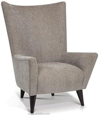 ARTeFAC - KR-2162 Flared Back Lounge Chair