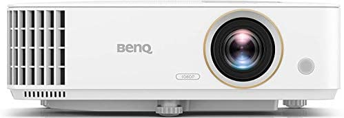 BenQ TH585 1080p House Leisure Projector | 3500 Lumens | Excessive Distinction Ratio | Loud 10W Speaker | Low Enter Lag for Gaming | Stream Netflix & Prime Video | 3 12 months Business Main Guarantee
