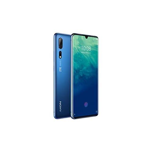chollos oferta descuentos barato ZTE Axon 10 Pro 16 4 cm 6 47 6 GB 128 GB SIM Doble 4G Azul 4000 mAh Smartphone 16 4 cm 6 47 6 GB 128 GB 48 MP Android 9 0 Azul