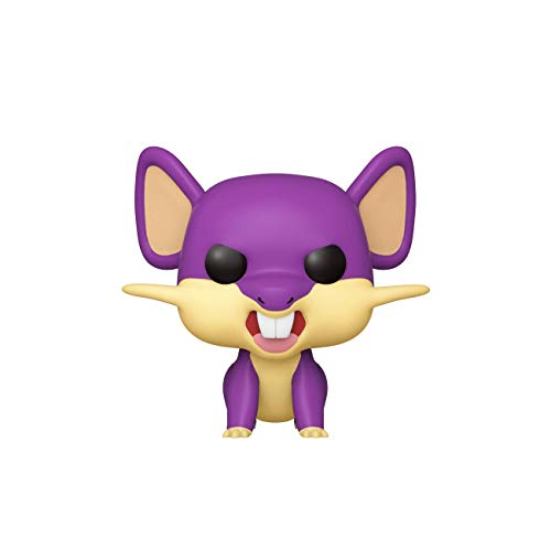 Funko Pop Games Pokemon™ - Rattata Vinyl Figure #48398