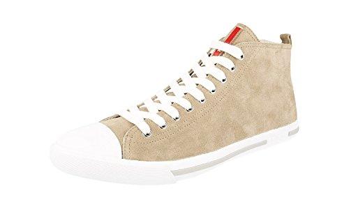 Prada OQ4 Men's 4T2583 OQ4 Prada F0F24 Leather Sneaker B076QHLRB9 Shoes 99f723