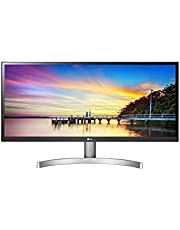 "LG 29WK600-W Class UltraWide Full HD IPS LED Monitor with HDR 10, 29"", 2560 x 1080 pixel, Black"