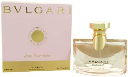 B v l g a r i Rose Essentielle Eau de Parfum Spray for Women 3.4 oz.