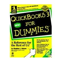 Quickbooks 3 for Dummies