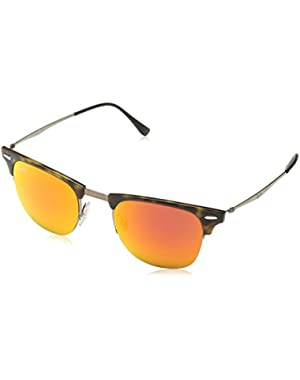 Men's 0RB8056 Square Sunglasses