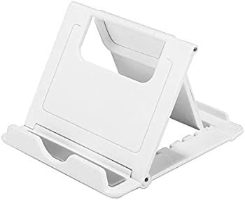 Tsumbay Desk Cell Phone Stand Tablet Stand (White)