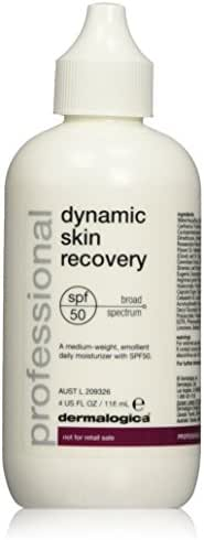 Dermalogica Dynamic Skin Recovery SPF 50 Moisturizer and Sun Shield Cream, 4 Fluid Ounce