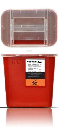 OakRidge Products 2 Gallon