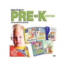 Teacher's Pet PRE-K ED. - Millies & Baileys Preschool, Sammy's Science House, Bailey's Book House, Caillou Magic Playhouse & Muppet Babies Shapes & Colors [XP & VISTA]