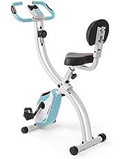 Ultrasport F-Bike 200B met rugleuning - hometrainer - fitnessbike - mint