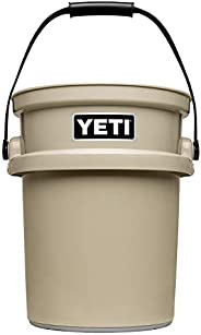 YETI Loadout Impact Resistant Fishing/Utility Bucket with Hefty Hauler Handle