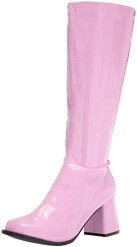 3″ Gogo Boots W/Zipper.