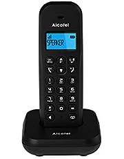 الكاتيل هاتف لاسلكي موديل E195 - أسود