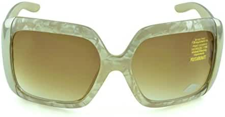 Belle Donne - Women's Celebrity Style Sunglasses - Oversized Retro Style