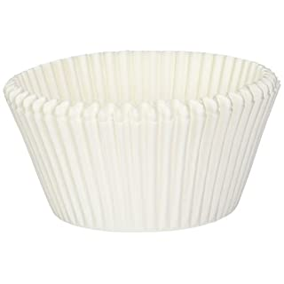 Norpro, White, Giant Muffin Cups, Pack of 500
