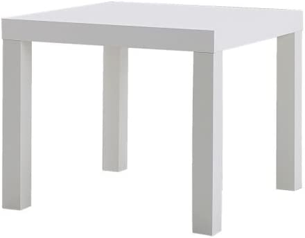 Imperial Housewares Ikea Small Side Coffee Table White Amazon