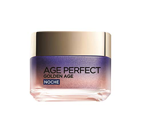 LOreal Age Perfect Golden Age Noche Cuidado Frio Re-Estimulante Anti-Flacidez 240 g