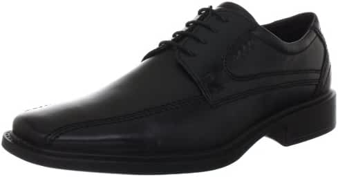ECCO Men's New Jersey Lace Oxfords