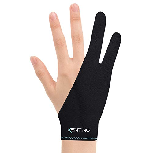 KENTING Two-Finger Glove Free Size for Drawing