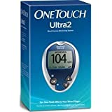 ONE Touch Ultra 2 Blood Monitoring System - Complete Kit (Strips and Supplies Are Not Included) by LifeScan