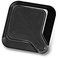 QLYX Universal Air Vent Magnetic Smart Car Phone Mount Holder Adhesive Phone Cradle Black