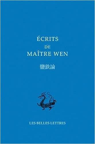 Livre de la pénétration du mystère Écrits de Maître Wen