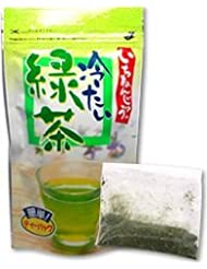 Cold Green Tea 5gX20p Green Tea Water Out Tea Japanese Green Tea