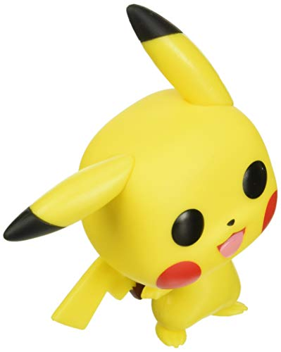 POP POKEMON PIKACHU VINYL FIGU