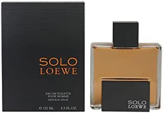 Loewe Solo Loewe Eau De Toilette Spray 4.3 Oz / 125 Ml For Men, 18.88 Ounce